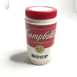 Vintage 1998 Campbells Soup Insulated Thermos